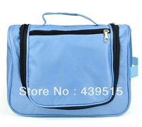 colored wash bag with handle ziplock for travelling Man and Women