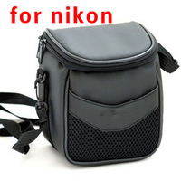 Camera Bag Case Telephoto Machine Bag For nikON  L810 L120 L110 L105 P510 P500 P100 P80 P7100 Free Shipping