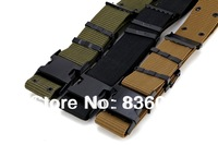 Dibai Long authentic outdoor S Belt Tactical Belt Men Belt nylon canvas belt military
