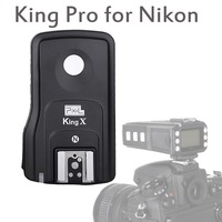 Pixel King Pro 1/8000s TTL Flash Trigger Receiver for Nikon D800 D600 D610 D7100