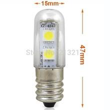 1PC LED light chandelier 220v 110v  E14 1W LED Small Mini Bulb Lights Indicator Lamp For Fridge Refrigerator Freezer Chandelier(China (Mainland))