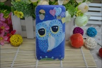 For Samsung Galaxy Ace S5830i S5830 Cat love fish Effiel Tower Butterfly Dandelion Cartoon Owl Colored Drawing Hard Case Cover
