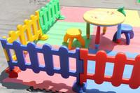 Baby kindergarten fences, guardrail, fence, game plastic fence, child safety police kids playpen