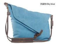 Fashion Canvas bag Arts College Wind retro package Shoulder Messenger Bag