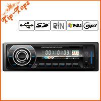 Free Shipping 2013 new Car Radio FM Transimitter MP3 Player Radio USB /SD/ AUX / FM