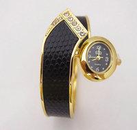 Wholesale elegant brand High Quality Bracelet bangle watches Women ladies dress Quartz WristWatch GUS-3