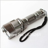 Shenhuo c11 glare  cree   charge q5 c8  led flashlight retail package