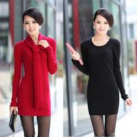 New Brief Women's Cashmere Sweater Slim Medium-long Winter Women's Pullovers Size(S-XXXL)