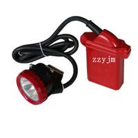 LED Miner's Lamp KL5LM(B) Cree Led Headlamp Free Shipping