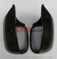 Carbon Fiber Side Mirror Covers for Audi Q5 Q7 Replacement FIT 100% Free Shipping