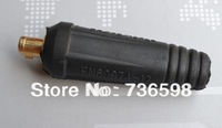 10-25 connector socket, Trafimet Style Cable Connector plug + Euro style , male and female plug