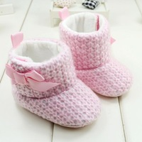 Shopping festival 2013 New  baby girl boots warm infant shoes newborn boots pink kid boots 9m-18m