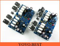 L20 2.0 channel amplifier board DIY KIT two board V9