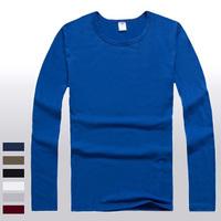 Outside sport casual quick-drying t-shirt Men long-sleeve T-shirt lycra cotton sl3063