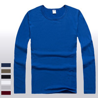 Outside sport casual quick-drying t-shirt Men long-sleeve T-shirt lycra cotton sl3063