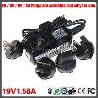 30W AC Adapter Charger Power Supply For HP Compaq Mini 110-1015LA 110-1030CA 110-1001TU 110-1030NR 210-1000 210-2000 210-3000