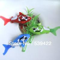 Free Shipping Magical Electronic Clownfish/Shark