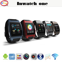 Pre-sale inwatch one Available Wireless Charging Android Smart Phone WIFI Bluetooth Watch Phone