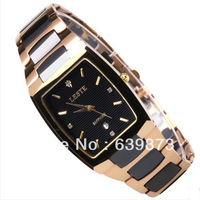 free shipping modern Watch neuter watch ceramic belt fashion ultra-thin fashion table  watch ceramic table Luxury