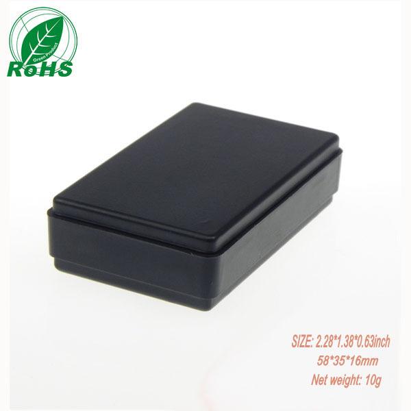 XDP04-24 free shipping small plastic box electronics electrical box enlosure 58*35*16mm(China (Mainland))