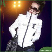 J013 Factory Cheap Supply New Fashion 2013 Womens Autumn Winter Short Shrug Down Coats Parka