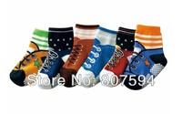 Retail#6pcs=3pairs/lot Newest baby children modelling footgear children socks cotton socks booties non-slip socks ak09