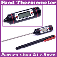 2 pcs/Lot_Digital Probe Meat Thermometer Kitchen Cooking BBQ