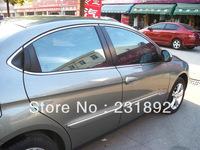Free shipping manufacturers selling solar film black car window side window heat insulation film rear window film