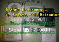 Free Shipping V6.0 100% Original New MiniPro TL866A Programmer / TL866 Universal MCU Programmer + 10 free Items