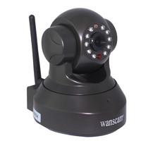 WANSCAM P2P Plug&Play Wireless WiFi Megapixel 720P HD IR Cut Security CCTV IP Camera Two-way Audio Pan/Tilt with TF Card Slot