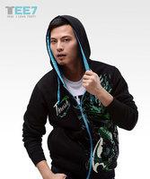 Free shipping 2014 New arrival LOL Fashion and Slim lol  Twisted Fate Thresh YaSuo Cotton Hoodies Fluorescence Sweatshirts