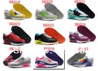 2014 Brand Women's  90 Running Shoes Shoes Wholesale Drop Shipping Fashion Ladies Sneakers