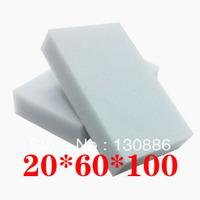 50pcs / gray magic sponge melamine multifunctional nano super decontamination cleaning magic rub novelty households wholesale