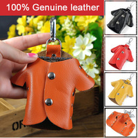2015 Newest Creative Lovely Key Wallets Men&Women Genuine Cow Leather Fashion Clothes Shape Key Holder,Gifts,ANS-CL-Y012