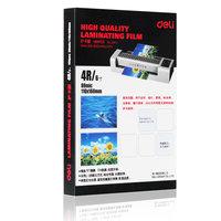 Lackadaisical plastic film 3814 6 transparent laminating film laminator consumables 100 laminating machine