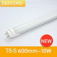 Free Shipping 12pcs/lot Wholesale 600mm 10w led T8 led tube,led lamp t8,Top quality SMD 2835 Epistar bulbs 880-900lm CE & ROHS