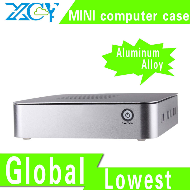 pc case small case Support mini motherboard Aluminum alloy(China (Mainland))