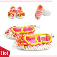 1pair New 2014 Autumn Girls Shoes Infantil Shoes Kids Sapatos Soft Soled Bebe First Walkers Tenis Infantil -- ZYS89 PT05 ST