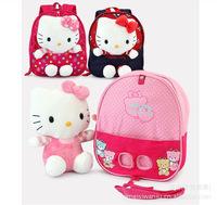 South Korea's lovely han edition KT cat toy packages lost children nursery school satchel