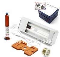 Wholesale  fashion Separator + For iPhone 4 4S Refurbishment Mould + 50M Alloy Wire + UV LOCA Adhesive Glue + UV Germicidal Lamp
