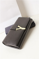 2014 classic fashion y hasp women's  wallet card holder