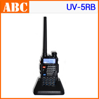 New Baofeng walkie talkie UV-5RB Interphone 136-174MHz UHF400-520MHz Dual Band FM Two-way Radio Mobile Portable Handled BF 5RB