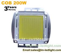 High power led 200W LED Epistar Warm White 2700~2900K 200W LED Chip wholesale
