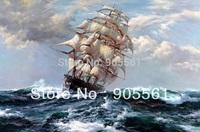 Landscape Canvas Prints Realistic Oil Painting Picture Printed On Canvas P147 40x60cm