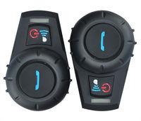 Motorcycle Helmet Bluetooth 500 Meters Intercom Waterproof Bluetooth Headset