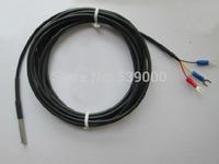 2Pcs PT100/PT1000 waterproof Thermal Probe Temperature Sensor Temperature controller