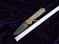 Sebenza Type SANRENMU EDC Knife Camouflage 7010LUI-SGT,8 cr14,57HRC,belt clip+Free shipping(SKU12010056)