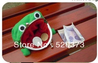 Naruto Frog shape coin purse Wallet Bag 10*9*5cm wallet hot sale good gift for christmas  cosplay anime 10pcs/lot