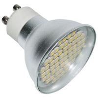 GU10 High Power 5.5W 60 SMD LED Warm&Cool Spot Light Bulbs
