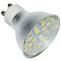 Ultra Bright GU10 High Power 6W 27 SMD LED High Power Spot Light Bulbs